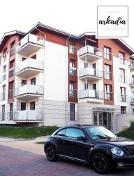 noclegi Gdańsk Arkadia Apartament nad samym morzem