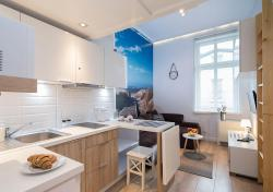 noclegi Sopot Apartamenty4you - Studia Atlantic