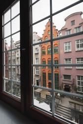noclegi Gdańsk Apartament Karmazynowy Mariacka