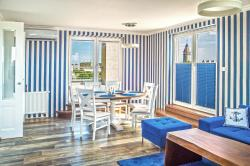 noclegi Władysławowo Family Homes - Apartament Blue Fin
