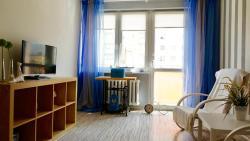 noclegi Gdańsk Apartament Blue