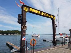 noclegi Rydzewo Marina Lester Club