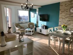 noclegi Darłówko Apartament Blue Sky
