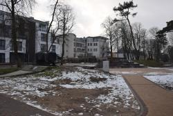 noclegi Dziwnów Apartament Willa Park Dziwnow