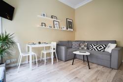 noclegi Gdańsk Ropemaker Street Apartment