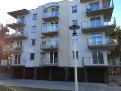 noclegi Dziwnówek Apartament Leśne Tarasy