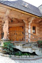 noclegi Zakopane Domek Góralski Chata u Słodkiego