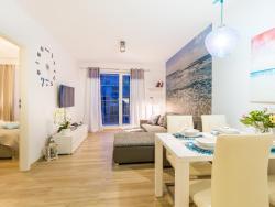 noclegi Kołobrzeg Luxury Apartment Baltic Polanki
