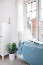 noclegi Gdańsk Apartament Błękitny | Chill and the City Apartments