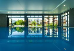 noclegi Kołobrzeg Apartament Polanki Park-kryty basen