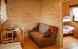 noclegi Darłowo AMANDA Domki drewniane
