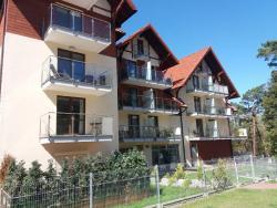 noclegi Krynica Morska Apartament Słoneczny Bulwar