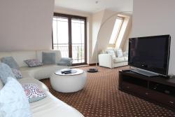 noclegi Krynica Morska Luksusowe Apartamenty z widokiem na morze