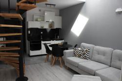 noclegi Pogorzelica Apartament dwupoziomowy - Pogorzelica