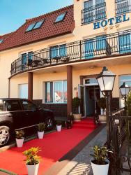 noclegi Łeba Hotel Gołąbek