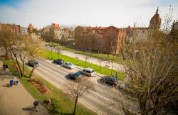 noclegi Gdańsk BaySide Apartments Old City II