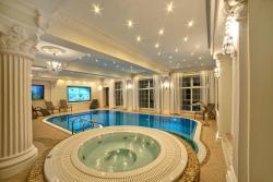 noclegi Mrągowo Hotel Solar Palace SPA Wellness