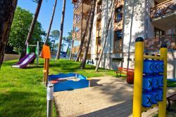 noclegi Mielno Mi Casa Holidays Apartamenty Rezydencja Park Rodzinna