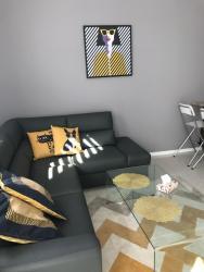 noclegi Międzywodzie Apartament Anita