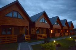 noclegi Gąski Lato Gąski Drewniane Domki Letniskowe