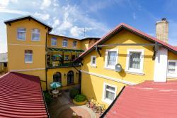 noclegi Ustka Hotel Alga
