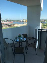 noclegi Gdańsk Bastion wałowa - luxury apartment with beautiful view