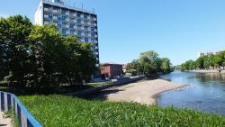 noclegi Kołobrzeg Apartament Nad Parsętą