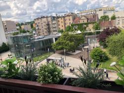 noclegi Gdynia Apartament Skwer
