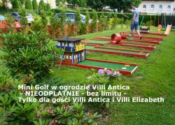 noclegi Kudowa-Zdrój Villa Elizabeth