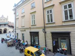 noclegi Kraków Royal Residence on the Main Market Square