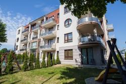 noclegi Jastrzębia Góra Apartament Bursztynowy