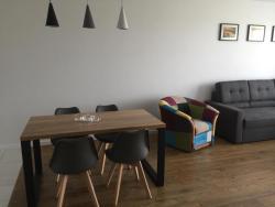 noclegi Sarbinowo Baltin Apartament