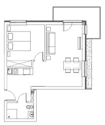noclegi Władysławowo Apartament No.9