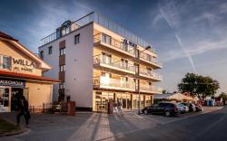 noclegi Sarbinowo Al Mare - Apartamenty i pokoje