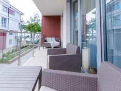 noclegi Rewal Apartament Wiatr i Woda