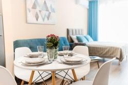 noclegi Ustronie Morskie Apartamenty Silence&Sea Dwie Sosny