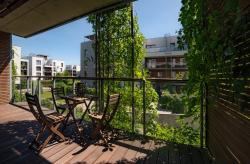 noclegi Gdańsk Nadmorski Dwor Baltica Apartament