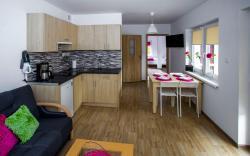 noclegi Rowy Apartamenty Piaskowe Rowy