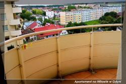 noclegi Gdynia Nowy Apartament na Witawie C56