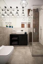 noclegi Gdańsk Unique 3City Apartments - Grey Apartment