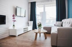 noclegi Gdańsk Unique 3City Apartments - Sea Apartment
