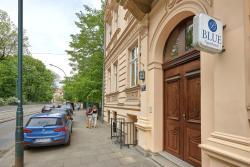 noclegi Kraków Blue Aparthotel