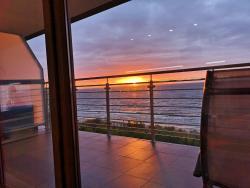 noclegi Dziwnówek Apartament z widokiem na morze