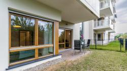 noclegi Gdańsk Apartament Mila Baltica z Ogródkiem