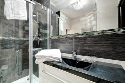 noclegi Sopot Prime Apartments - Black & White