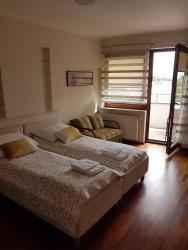 noclegi Jastarnia Apartament Bocianie Gniazdo