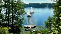 noclegi Stare Jabłonki Silver lake