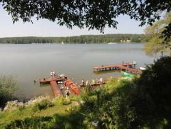 noclegi Mikołajki Domek nad jeziorem Mikołajskim