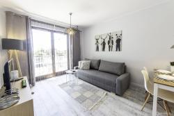 noclegi Gdańsk Granary Island Apartment