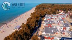 noclegi Rewal Sea Cliff Apartment Rewal
